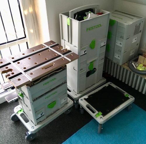 DUO Transportplatte photo review